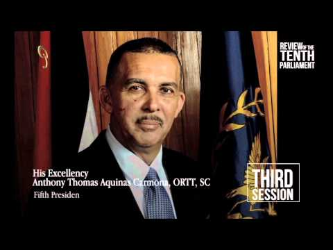 Review of the Tenth Parliament of the Republic of Trinidad a