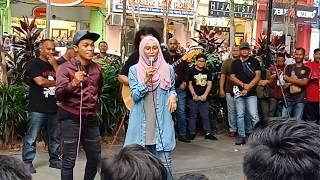 Peserta Mentor 7 Turun Sogo..zaim Protege Siti Nordiana .