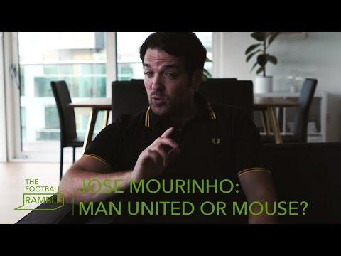 Jose Mourinho: Man United or Mouse?