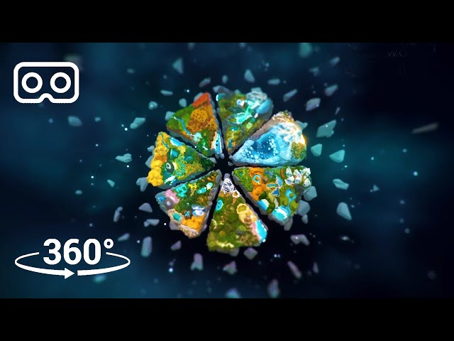 Discover Seven Worlds, One Planet in VR360 | BBC Earth