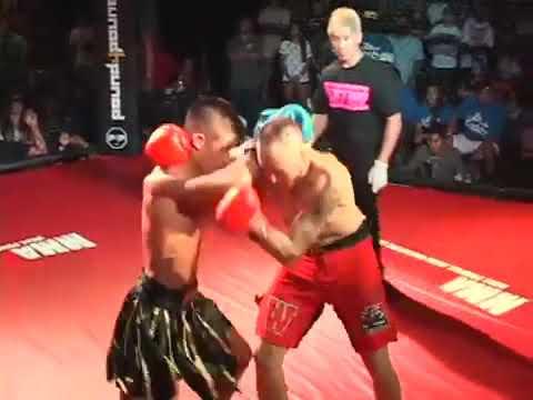 Richard Barnard Vs Martin Day : MMA Hawaii
