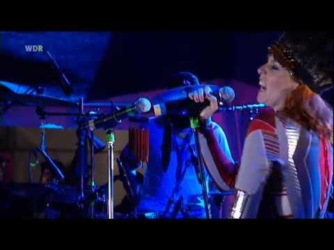 Roisin Murphy - Live at Melt Music Festival 2005