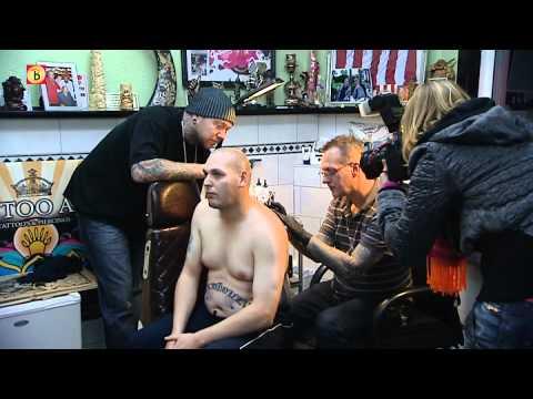 PSV-fan laat 10-0 zege tatoeëren: kakkerlak symbool voor Feyenoord