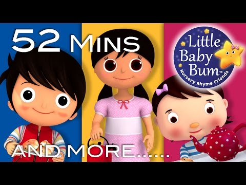 Polly Put The Kettle On | Plus Lots More Nursery Rhymes | 52