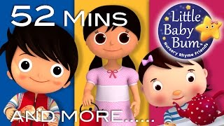 Learn with Little Baby Bum | Polly Put The Kettle On  | Nursery Rhymes for Babies | Songs for Kids
