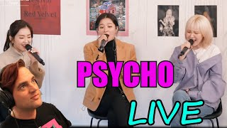 Guitarist Reacts: Red Velvet 레드벨벳 - Psycho @ReVe Festival FINALE Reaction