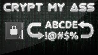 Crypt My Ass v1.0 - Criptografe seus arquivos ! - Nickguitar.dll - 720p [HD]