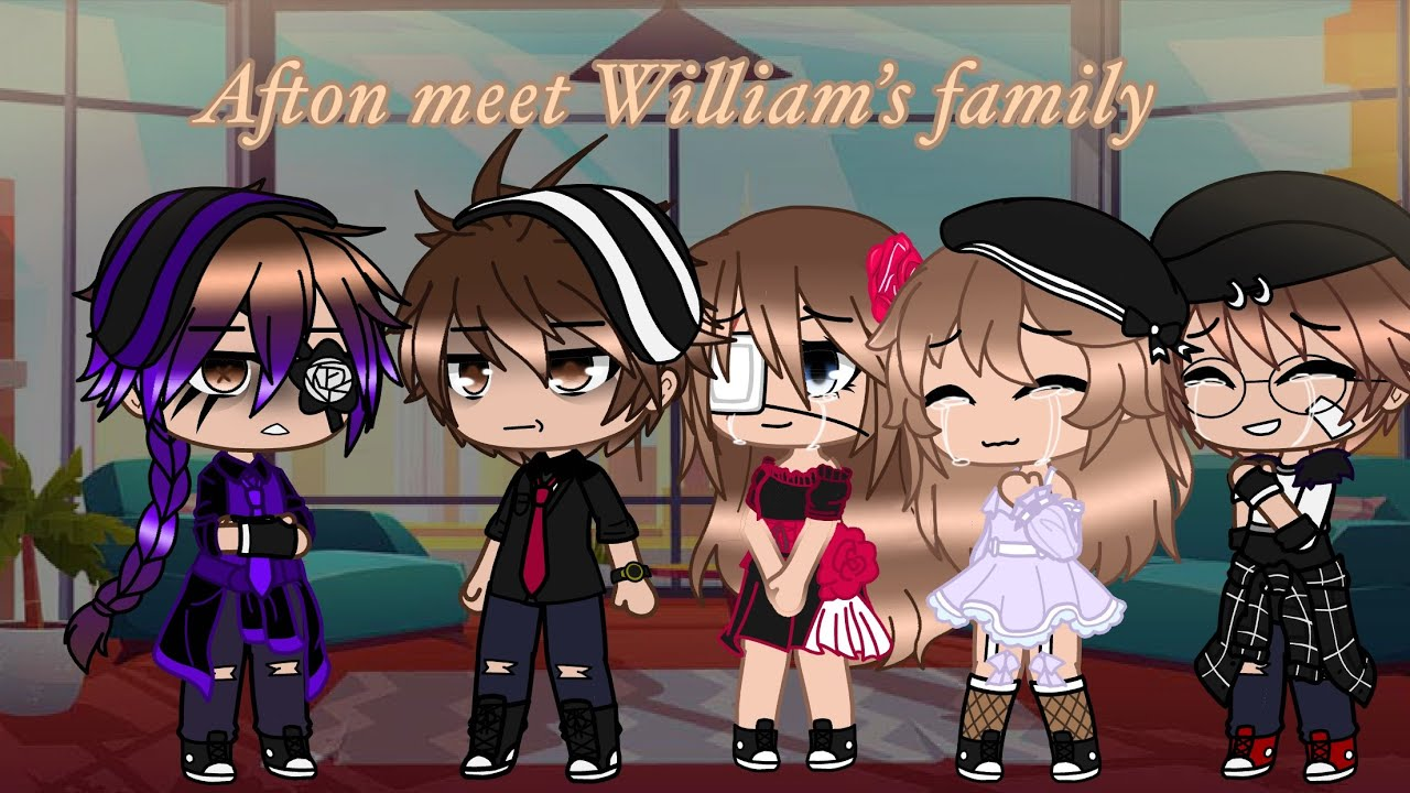 Download Afton meet William's family \\ Gacha Club // Part 1 \\ My AU //