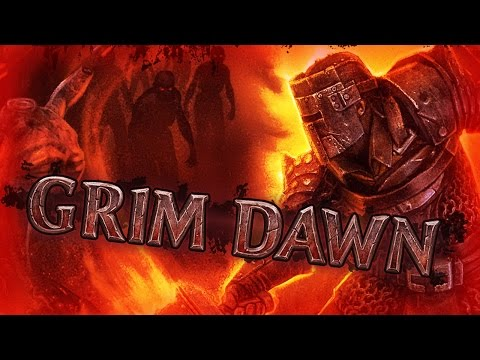 Grim Dawn Fire Commando Build