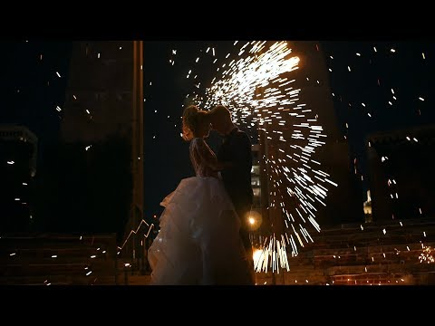 """Katie & LB's """"Extended Best of"""" Wedding Video with Cinephotos- Penn's Landing- Panasonic GH5"""