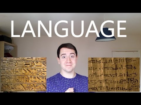 EGYPTONERD: Talk Like An Egyptian! (The Ancient Egyptian Language)