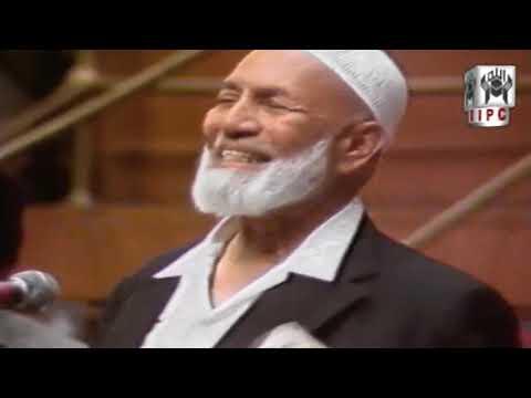 Is Jesus God? Ahmed Deedat v/s Dr. Anis Shorrosh IPCI 03/03