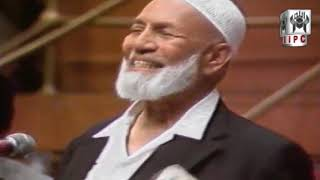 Is Jesus God? Ahmed Deedat v/s Dr. Anis Shorrosh IPCI 03/03
