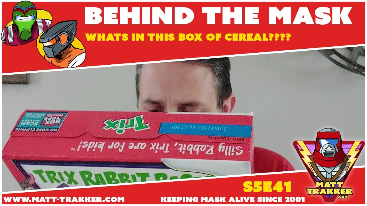 What's in this Box of Cereal????? - S5E41