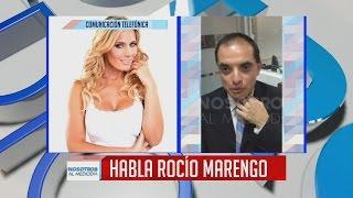 El diario de Mariana - Rocío Marengo se cruzó al aire con el fan que la acosaba