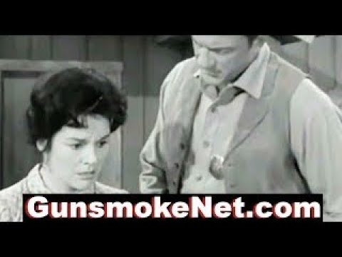 #370 Cornelia Seeks Reprisal Against Matt For Killing Her Husband. On Gunsmoke