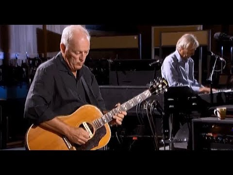 Pink Floyd  David Gilmour    Echoes