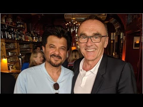 Anil Kapoor meets Danny Boyle in London says, 'we spoke about family, friends and the future'