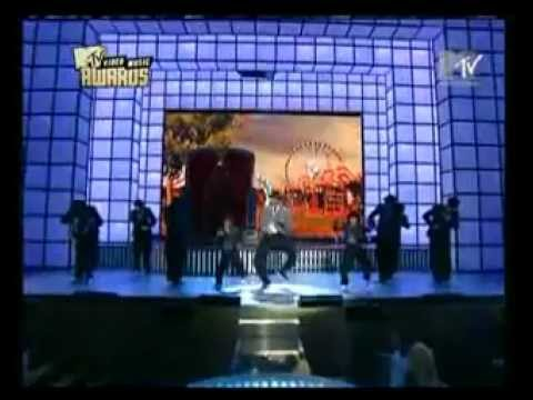 MTV Video Music Awards 2007 - Chris Brown & Rihanna
