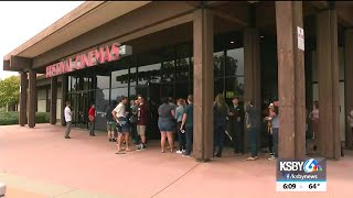 'Avengers' fans flock to local movie theaters for latest film release