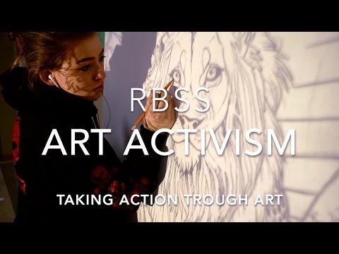 Art Activism Promo