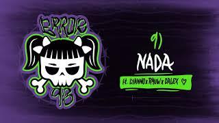 "Cazzu - ""NADA"" ft. Lyanno x Rauw x Dalex (audio oficial)"