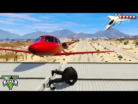 GTA 5 SNIPERS vs STUNTERS & FLYERS, MOTORCYCLES, LIBERATORS, & MORE!!! (GTA 5 Funny Moments)