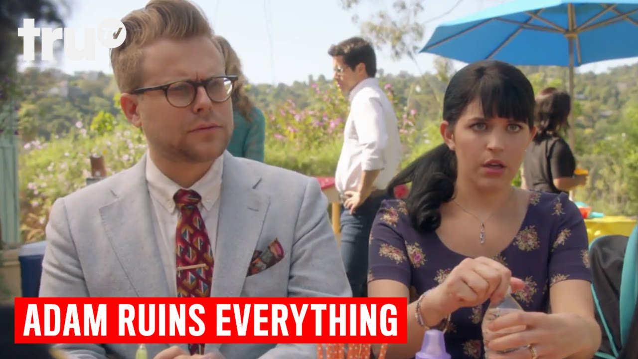 Adam ruins everything dating