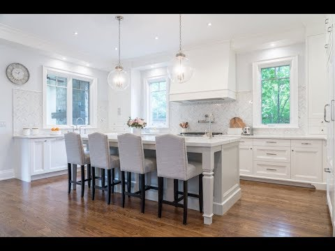 A timeless and sophisticated new build kitchen