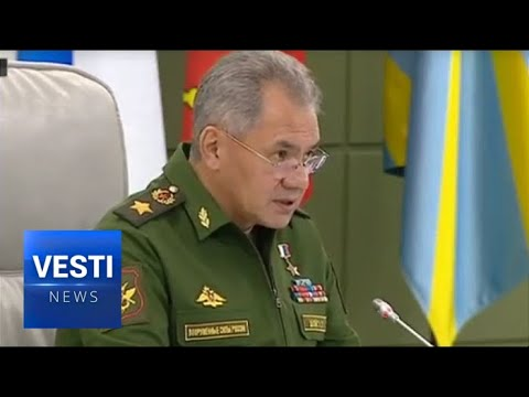 Defense Minister Shoygu Satirized Western Media's Lies About Zapad-2017 Exercise