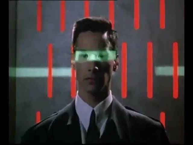Johnny Mnemonic (1995) - Trailer