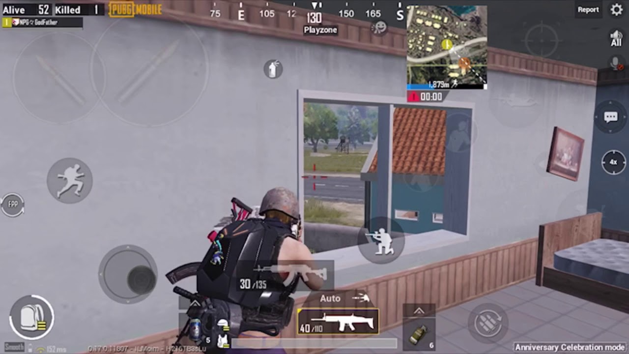 Corona virus in Pubg Mobile Wiped ( Enemies) ? Stay home Stay safe and enjoy