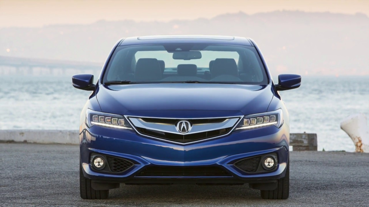 2018 Acura ILX Lineup Gains Special Edition In Blue