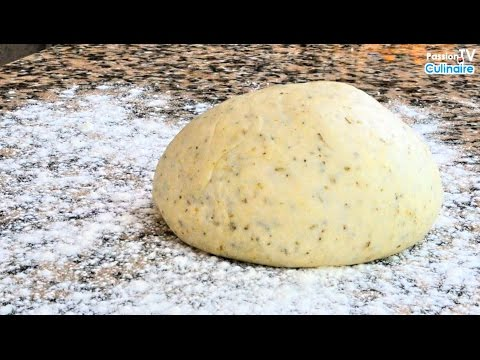 recette-facile-:-pâte-à-pizza-express-(seulement-30-minutes-de-repos)---chef-clément
