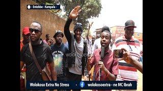 Omugagga SK MBUGA bamutadde,_asannyalazza Kampala abantu nga bamwaniriza_MC IBRAH INTERVIEWS