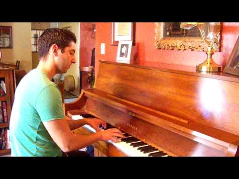 Bartender - Dave Matthews Band Piano Cover mp3