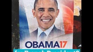 Obama, president of France?