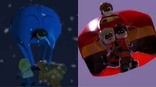 Mr Fantastic VS Elastigirl