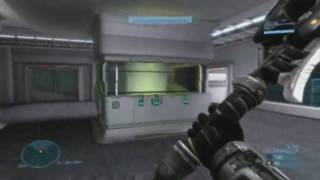 Halo Reach Beta Juggernaut Gameplay and Hammer Spree