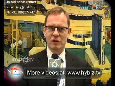 Per Arild Reksnes, Petroleum Geo - Services - hybiz.tv