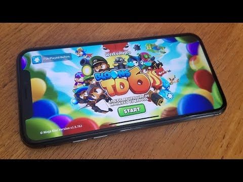 Bloons TD 6 at AppGhost com