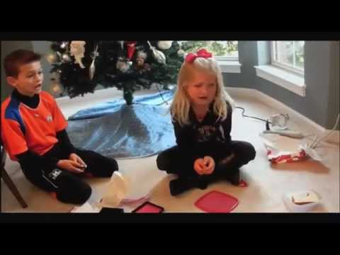 Bromas de padres a hijos regalos en navidad youtube - Regalos padres navidad ...