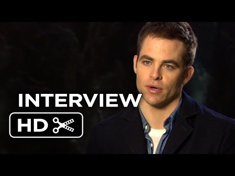 Jack Ryan: Shadow Recruit Interview - Chris Pine (2014) - Kevin Costner Movie HD