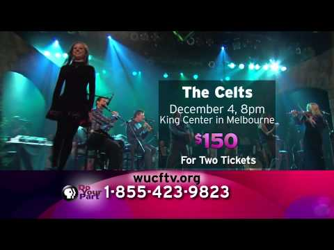 ticket offer christmas with the celts - Christmas With The Celts