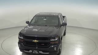 182164 - New, 2018, Chevrolet Silverado, 1500, LT, 4WD, Crew, Gray, Test Drive, Review, For Sale -