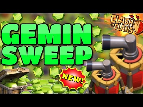 Clash Of Clans Update The Air Sweeper In Depth Itll