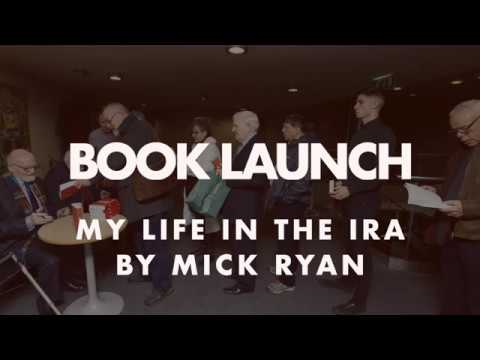 My Life in the IRA - The Border Campaign Book Launch