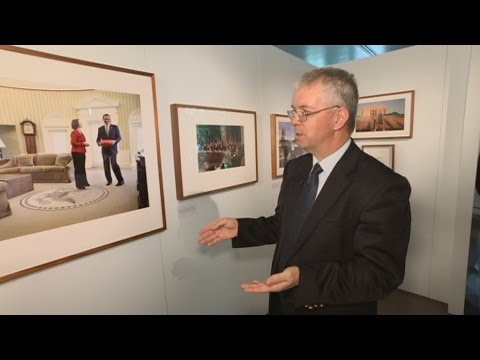 Meet David Foote, Australia's government photographer