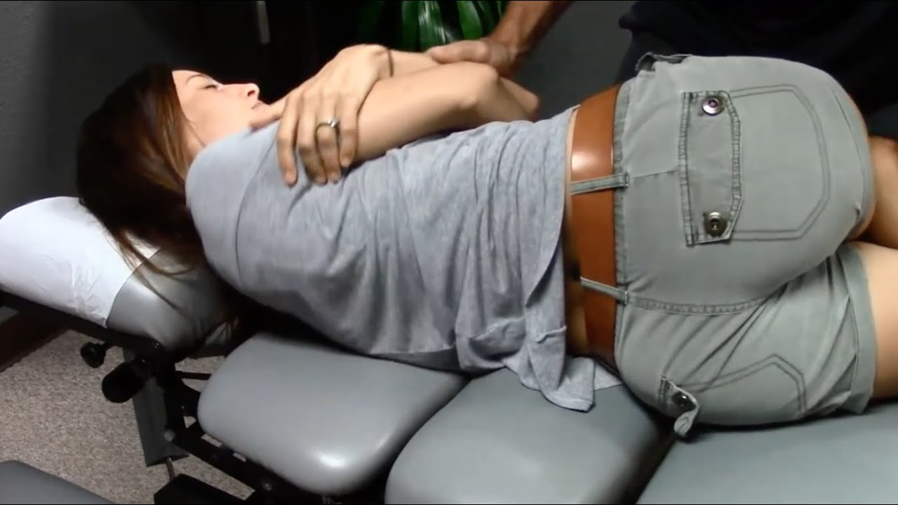 Image Result For Crack Your Lower Back