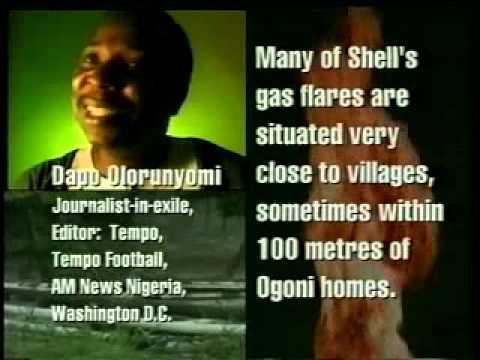 Crude Oil In Nigeria